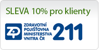 Sleva 10% pro klienty ZPMV